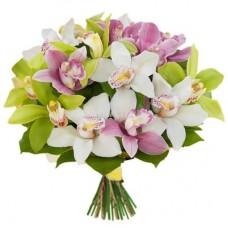 Buchet orhidee 2