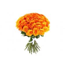 Buchet 71 trandafiri